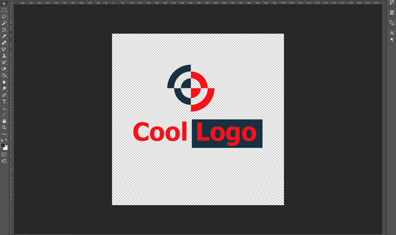 Logotipo via photoshop