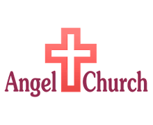 Angel Church Logaster Logo