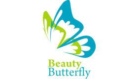 Beauty Butterfly Logo