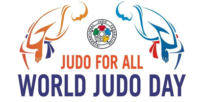 Judo For All World Day Logo