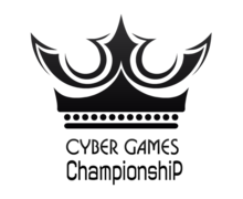 Cyber Games Championship Logaster logo