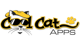 Cool Cat Apps Logo