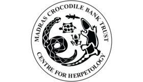Crocodile Bank Trust Logo