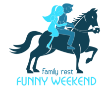 Funny Weekend Logaster logo