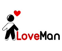 Love Man Logaster Logo