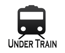 Under Train Logaster Logo
