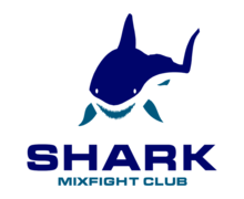 Shark Mix Fight Logaster logo