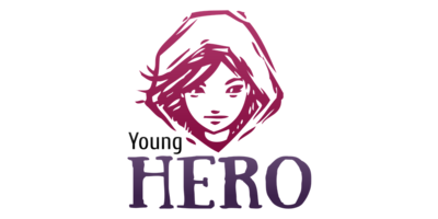 Young Hero Logaster Logo