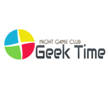 Geek Time Club Logaster Logo