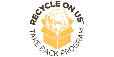 Recycle On Us Logo
