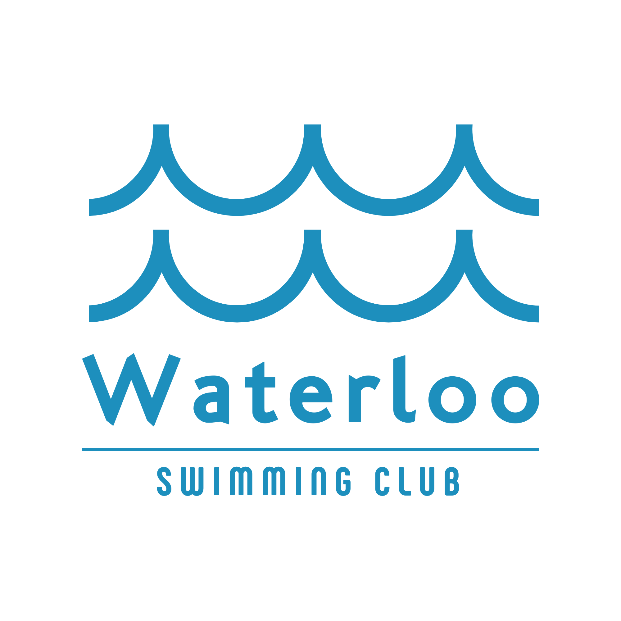 Waterloo Swimming Club Logaster logo