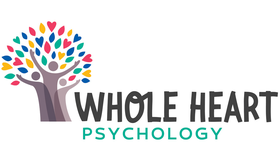 Whole Heart Psychology Logo