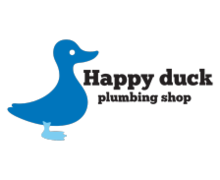 Happy Duck Logaster logo