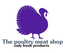 the Poultry Meat Shop Logaster logo