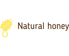 Natural Honey Logaster logo