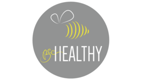 Bee Healthy Logo