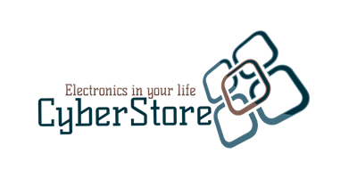 Cyber Store Logaster Logo