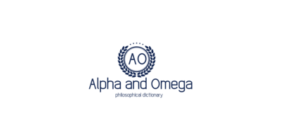 Alpha And Omega Logaster Logo