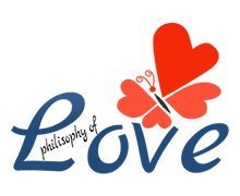 Philosophy Of Love Logaster Logo