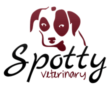 Spotty Veterinary Logaster Logo