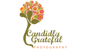 Candidly Grateful Photography Logo