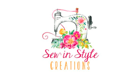 Sew In Style Creations Logo