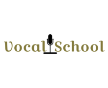 Vocal School Logaster Logo