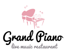 Grand Piano Logaster Logo