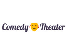 Comedy Theater Logaster Logo