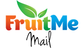 Fruit Me Mail Logo