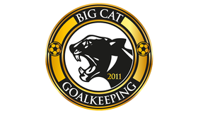 Big Cat Goalkeeping Logo