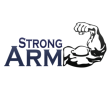 Strong Arm Logaster logo