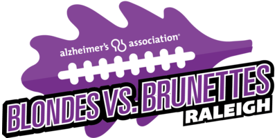 Blondes Vs Brunettes Logo