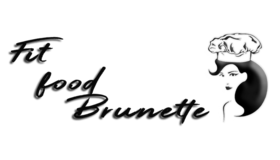 Fit Food Brunette Logo