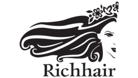 Rich Hair Logo