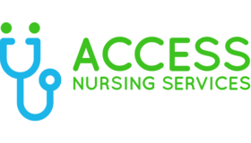Access Nursing Logo