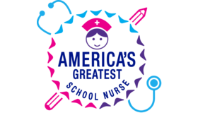 America's Greatest School Nurse Logo