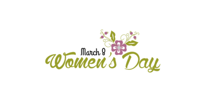 Womens Day Logaster Logo