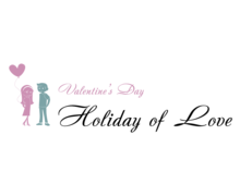 Holiday Of Love Logaster Logo