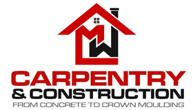 Carpentry Construction Logo